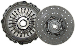 Clutch kit for trucks and buses