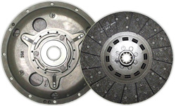 Clutch kits for veteran and vintage vehicles