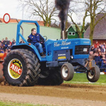 Clutches for Tractor-Pulling