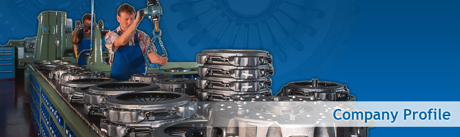 Klaus Reinicke GmbH - Your Clutch Experts